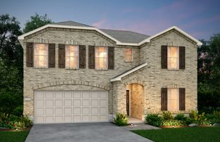 Thomaston - Verandah: Royse City, Texas - Centex Homes