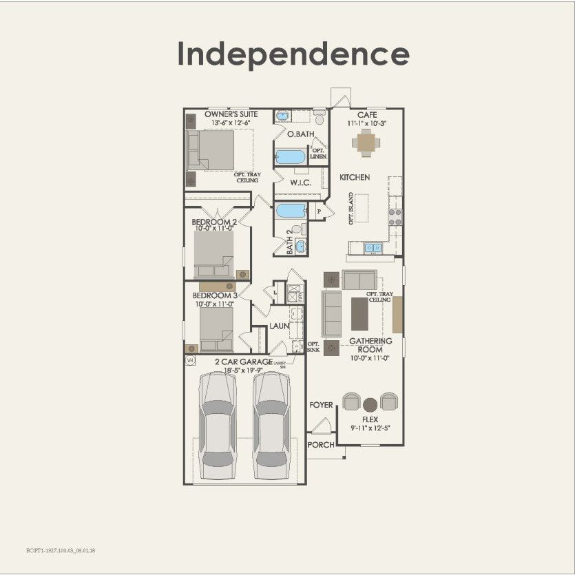 Independence 13