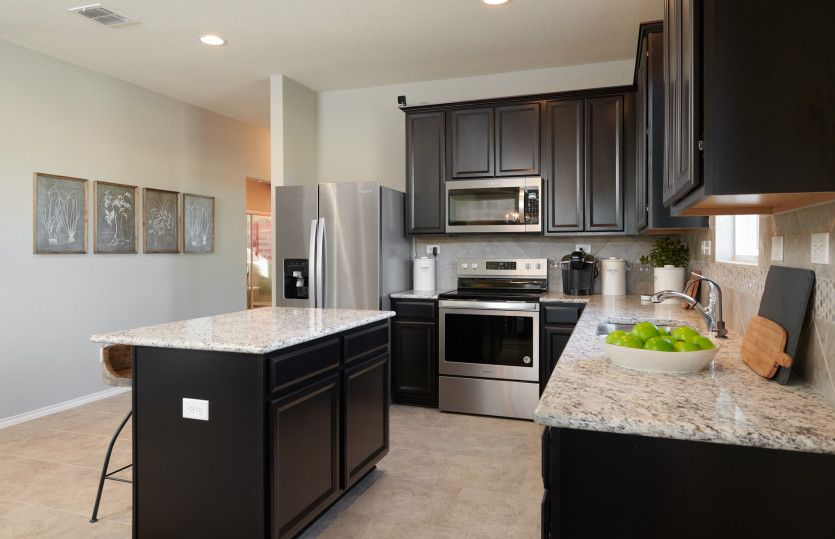 Kitchen featured in the Hewitt By Centex Homes in Dallas, TX