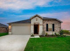 Serenada - Grove at Bull Creek: Taylor, Texas - Centex Homes