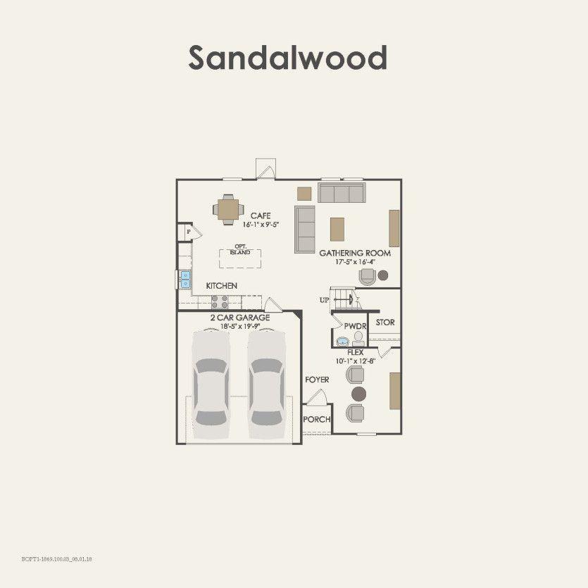 Sandalwood 1