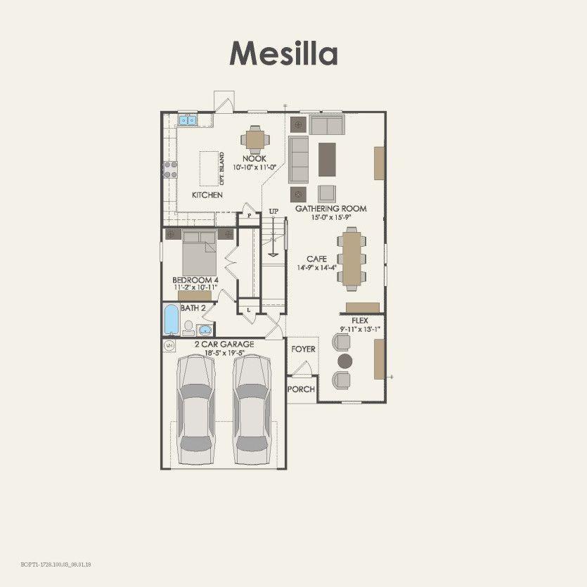 Mesilla 1