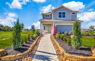 Lincoln - Clearcroft: Houston, Texas - Centex Homes