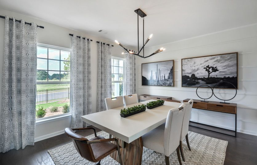 Living Area featured in the Mitchell By Centex Homes in Atlanta, GA