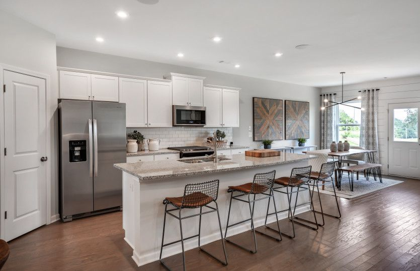 Kitchen featured in the Mitchell By Centex Homes in Atlanta, GA