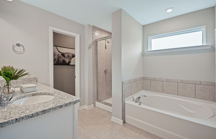 Bathroom featured in the Mitchell By Centex Homes in Atlanta, GA