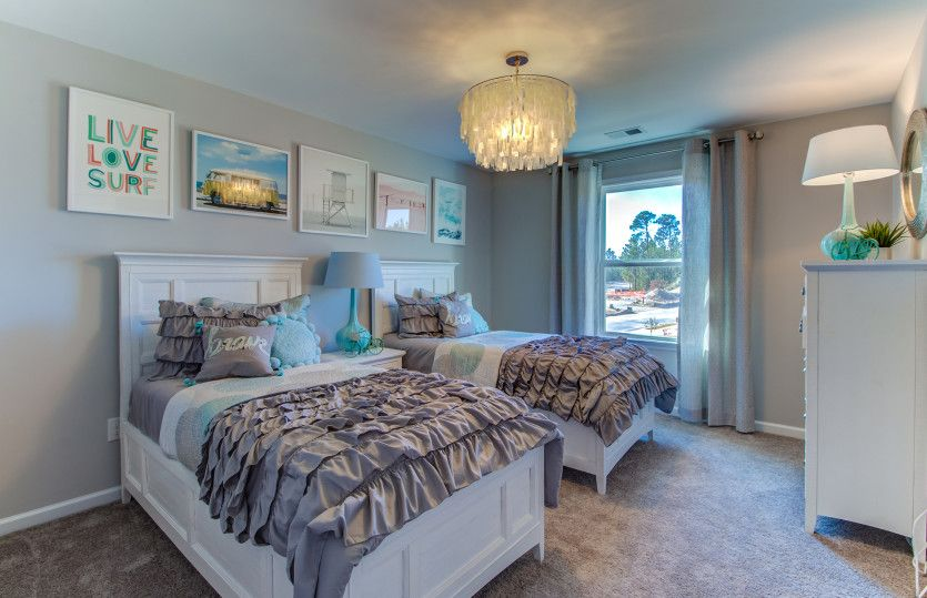 Bedroom featured in the Hartwell By Centex Homes in Atlanta, GA