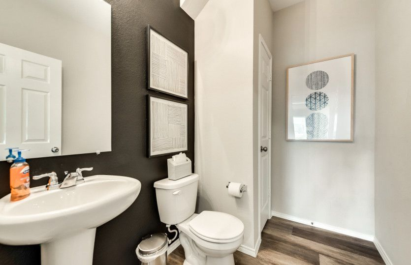 Bathroom featured in the Thomaston By Centex Homes in Dallas, TX