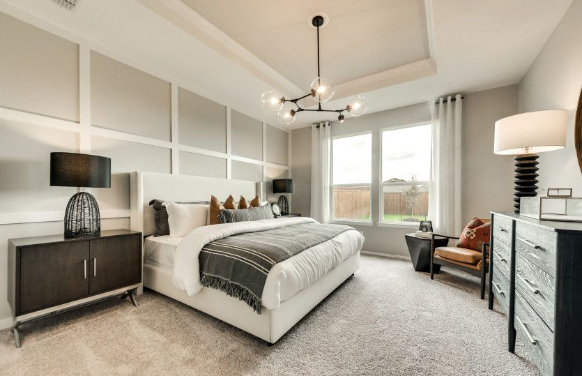 Bedroom featured in the Thomaston By Centex Homes in Dallas, TX