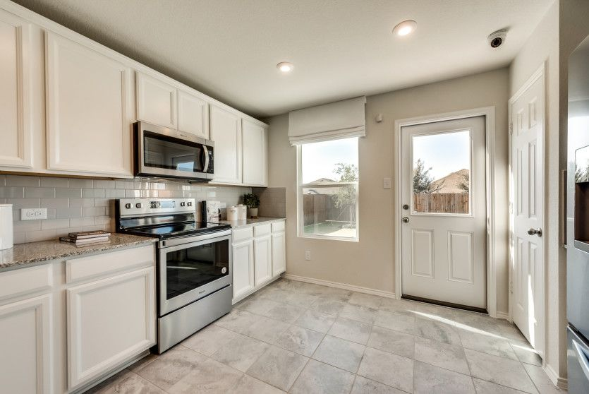 Kitchen featured in the Lincoln By Centex Homes in Sherman-Denison, TX