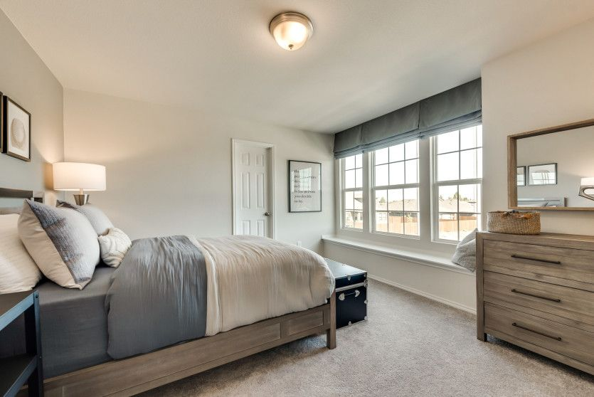 Bedroom featured in the Lincoln By Centex Homes in Sherman-Denison, TX