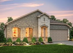 Tyler - The Woods of Conroe: Conroe, Texas - Centex Homes