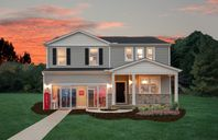 Crossings at Rocky Fork by Centex Homes in Columbus Ohio