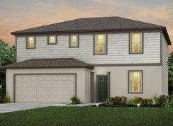 Thompson - Citrus Isle: Davenport, Florida - Centex Homes