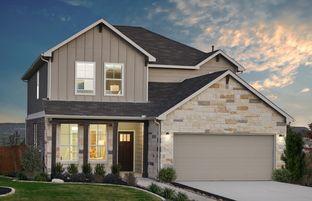 Mesilla - The Hills at Cielo Ranch: Boerne, Texas - Centex Homes