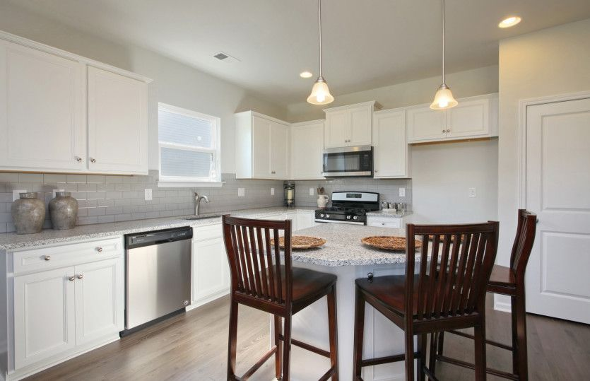 Kitchen featured in the Rosemont By Centex Homes in Charleston, SC