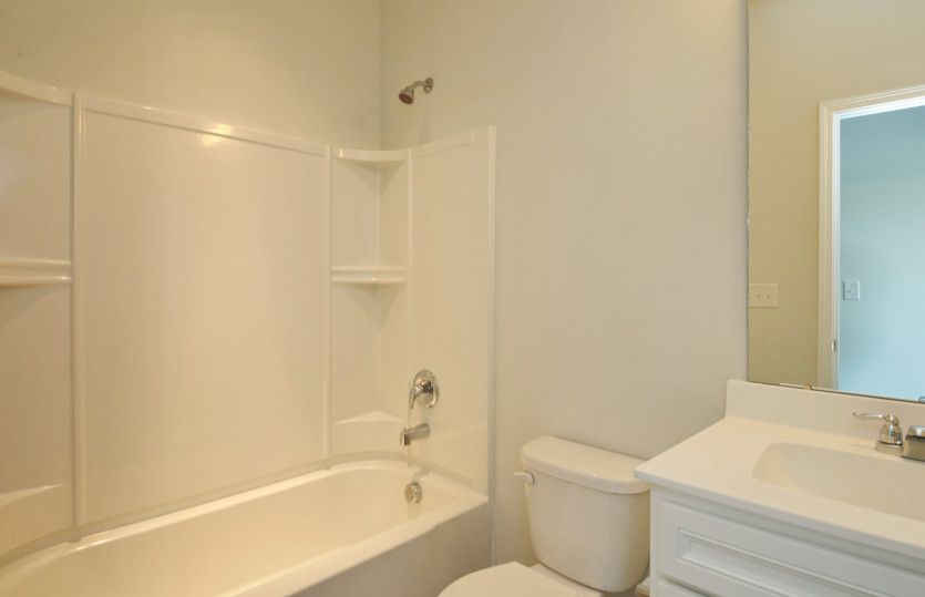 Bathroom featured in the Rosemont By Centex Homes in Charleston, SC
