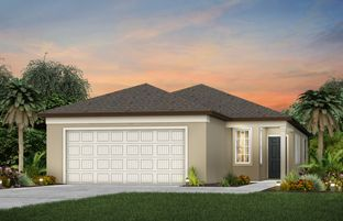 Daniel - Wesbridge: Wesley Chapel, Florida - Centex Homes
