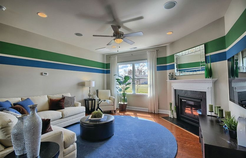 Living Area featured in the Harris By Centex Homes in Myrtle Beach, SC