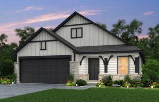 Hewitt - Windrow: Hockley, Texas - Centex Homes