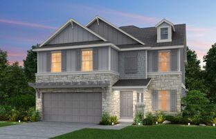 Granville - Pine Grove: Spring, Texas - Centex Homes
