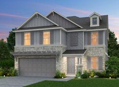 Granville - Windrow: Hockley, Texas - Centex Homes