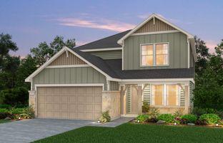 Mesilla - Pine Grove: Spring, Texas - Centex Homes