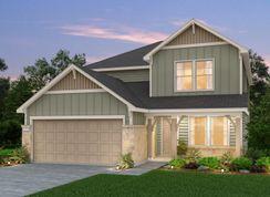 Mesilla - Windrow: Hockley, Texas - Centex Homes