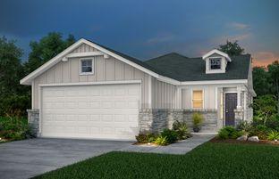 Adams - The Overlook at Creekside: New Braunfels, Texas - Centex Homes