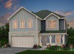 Granville - Lily Springs: Seguin, Texas - Centex Homes