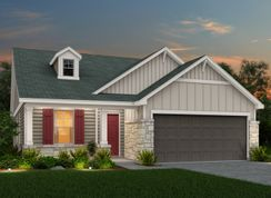 Independence - The Overlook at Creekside: New Braunfels, Texas - Centex Homes