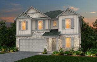 Kisko - The Overlook at Creekside: New Braunfels, Texas - Centex Homes