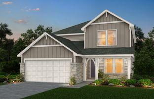 Mesilla - Davis Ranch: San Antonio, Texas - Centex Homes