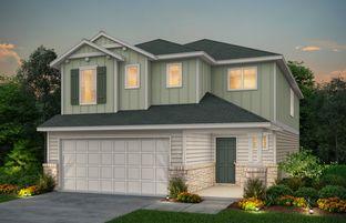 Modena - Davis Ranch: San Antonio, Texas - Centex Homes