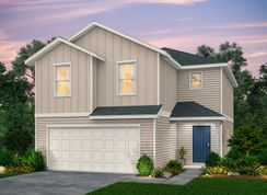 Pierce - Lily Springs: Seguin, Texas - Centex Homes
