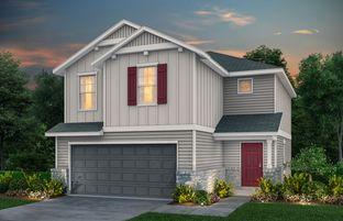 Pierce - Davis Ranch: San Antonio, Texas - Centex Homes