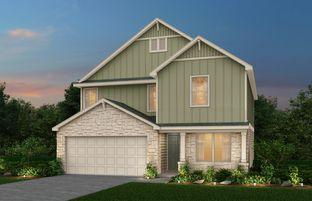 Sandalwood - Lily Springs: Seguin, Texas - Centex Homes