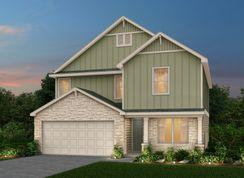 Sandalwood - The Hills at Cielo Ranch: Boerne, Texas - Centex Homes