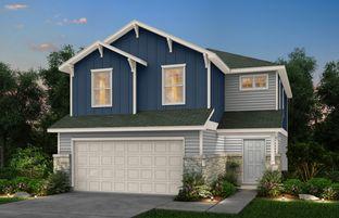 Springfield - Davis Ranch: San Antonio, Texas - Centex Homes