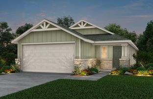 Taft - Davis Ranch: San Antonio, Texas - Centex Homes