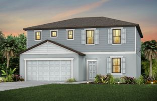 Thompson - Enclaves at Eagle Landing: North Fort Myers, Florida - Centex Homes