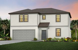 Wakefield - Enclaves at Eagle Landing: North Fort Myers, Florida - Centex Homes