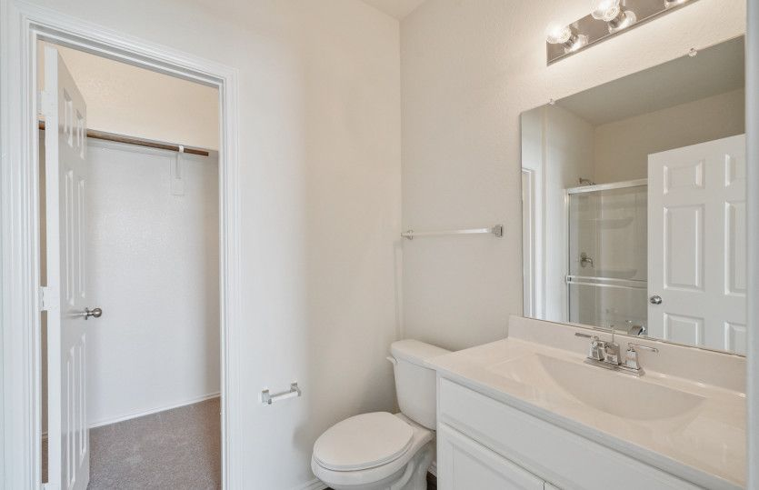 Bathroom featured in the Adams By Centex Homes in Austin, TX