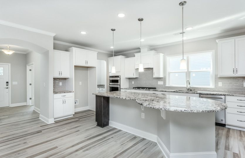 Kitchen featured in the Martin Ray By Centex Homes in Raleigh-Durham-Chapel Hill, NC