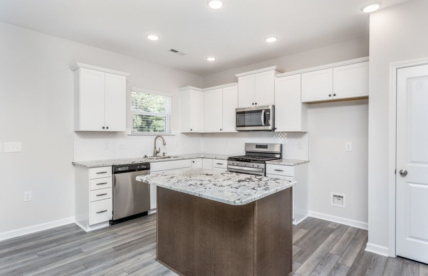 Kitchen featured in the Aspire By Centex Homes in Raleigh-Durham-Chapel Hill, NC