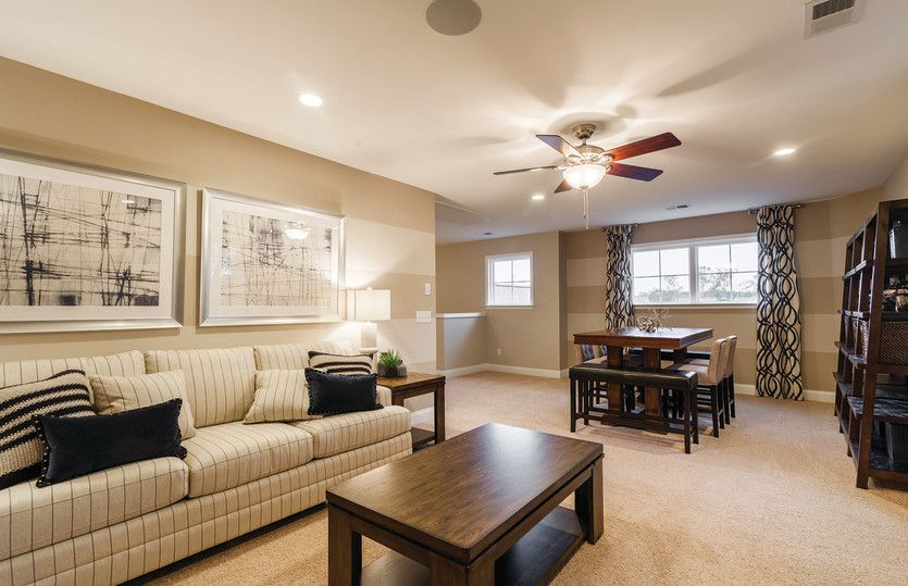 Living Area featured in the Hartwell By Centex Homes in Nashville, TN