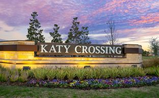Katy Crossing by Centex Homes in Houston Texas