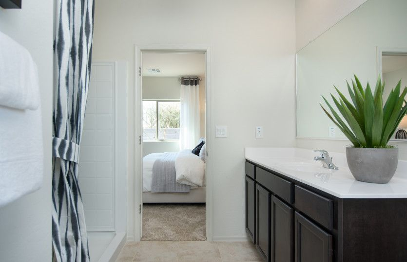 Bathroom featured in the Verbena By Centex Homes in Phoenix-Mesa, AZ