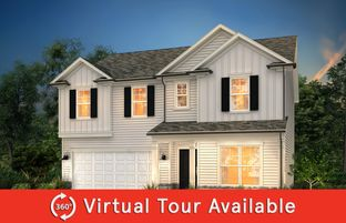 Hampton - Lakeshore: Durham, North Carolina - Centex Homes