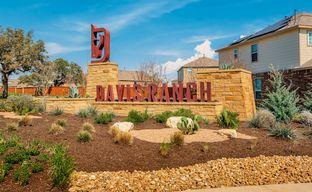 Davis Ranch by Centex Homes in San Antonio Texas
